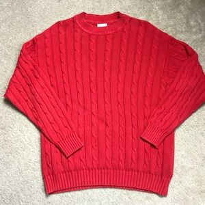 Vintage Chunky Knit Sweater